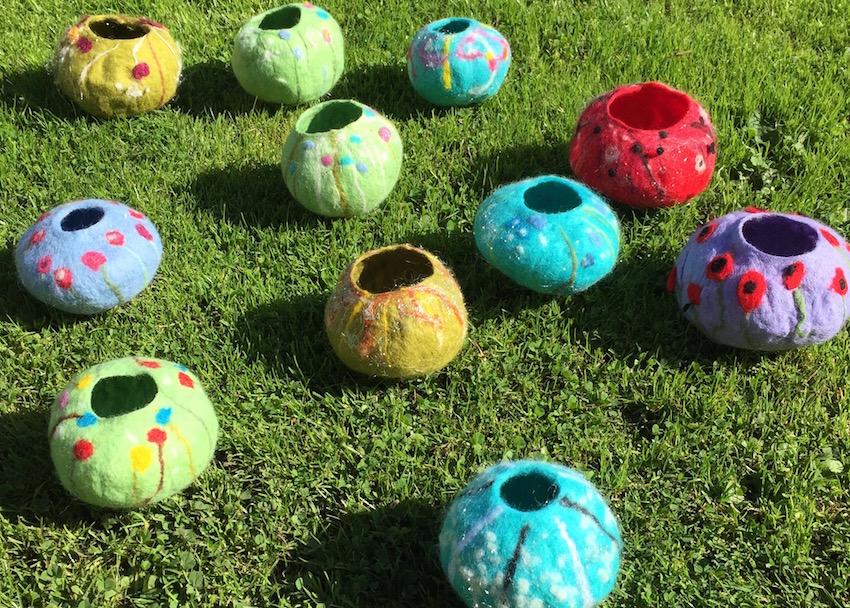 Bowl workshop Ursula Hurst