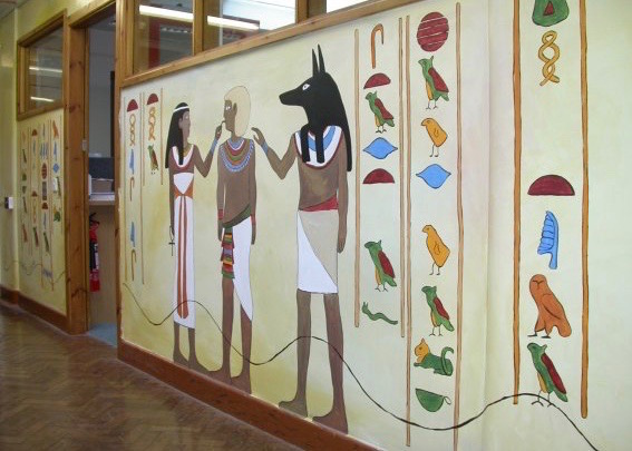 Ribbleton Jun egyptian large main